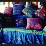 Gallery Cosmosis Couch & cushions