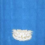 Gallery Art nouveau Curtains - linoblock print, silk screen & stencil