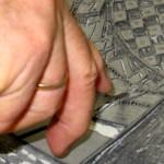 Cutting lino