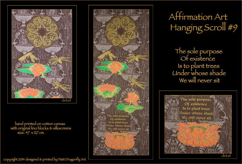 Affirmation Art « Patti Dragonfly Art