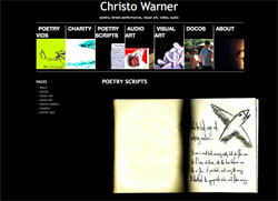 Christo Warner - archived site