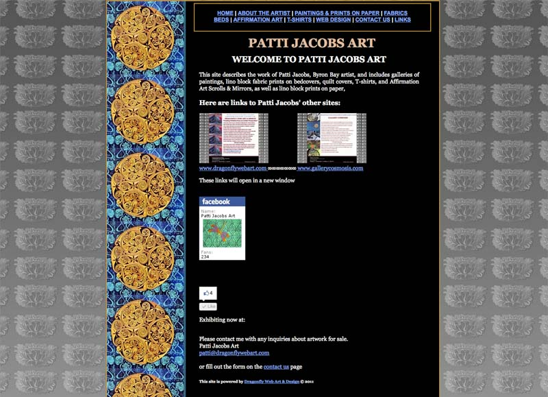 Patti Jacobs Art - archived site